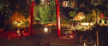 Féeries Nocturnes au Jardin Husseren-Wesserling