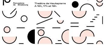 Les Percussions de Strasbourg fêtent la musique Strasbourg