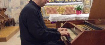 Concert de pianoforte à Reinacker par Michel Gaechter dans le cadre du stage d\été Reutenbourg