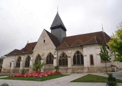 Église Sainte-Savine