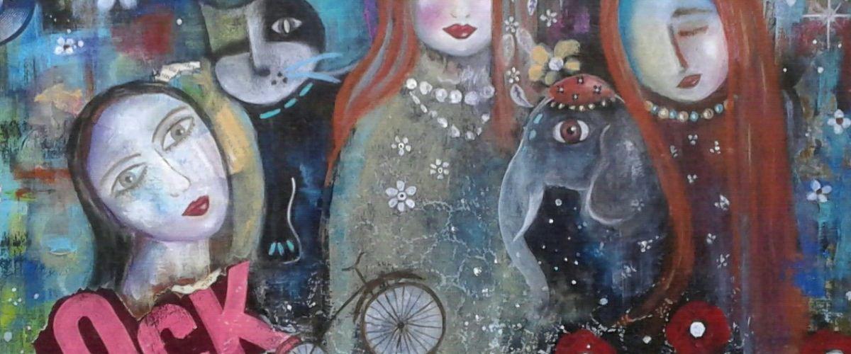 Exposition de Christine Dimey et Patrick Léon