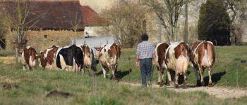 Visite à la ferme Lantages