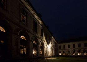Visite nocturne de l\Abbaye de Clairvaux Ville-sous-la-Ferté