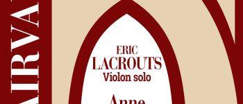 Les grands concerts de Clairvaux Ville-sous-la-Ferté