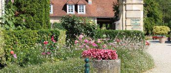 Jardin du vendangeoir Montaudon