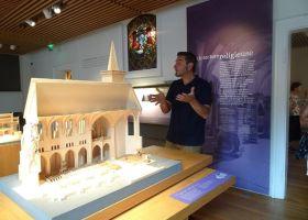 ANNULEE - Visite guidée des ateliers de la Seigneurie Andlau