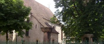 Visite guidée de la Chapelle Saint-Jean Mulhouse