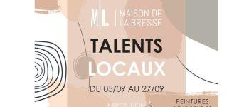 EXPOSITION DES TALENTS LOCAUX La Bresse