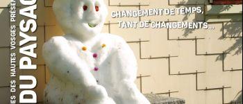 SEMAINE DU PAYSAGE 2021 - COMPRENDRE LE PAYSAGE PAR LE JEU La Bresse