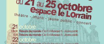FESTIVAL DE THEATRE SARREBOURG EN SCENE Sarrebourg