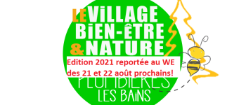3ÈME SALON DU BIEN-ETRE DE PLOMBIERES-LES-BAINS Plombières-les-Bains