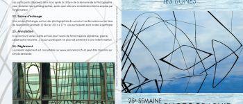 25EME SEMAINE DE LA PHOTOGRAPHIE Remiremont