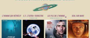 PROJECTIONS EXCEPTIONNELLES DE 4 FILMS CULTES DE LA SF Remiremont