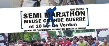 SEMI MARATHON MEUSE GRANDE GUERRE Verdun