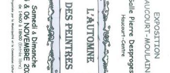AUTOMNE DES PEINTRES Haucourt-Moulaine