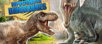 Le Musée Ephémère présente: \Les Dinosaures\ Perpignan