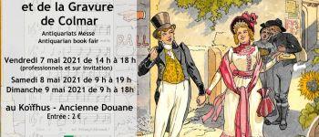 19e SELAC – Salon Européen du Livre Ancien de Colmar COLMAR