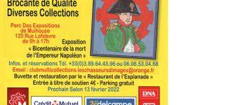 116 ème Salon des Collectionneurs et des Passionnés Mulhouse