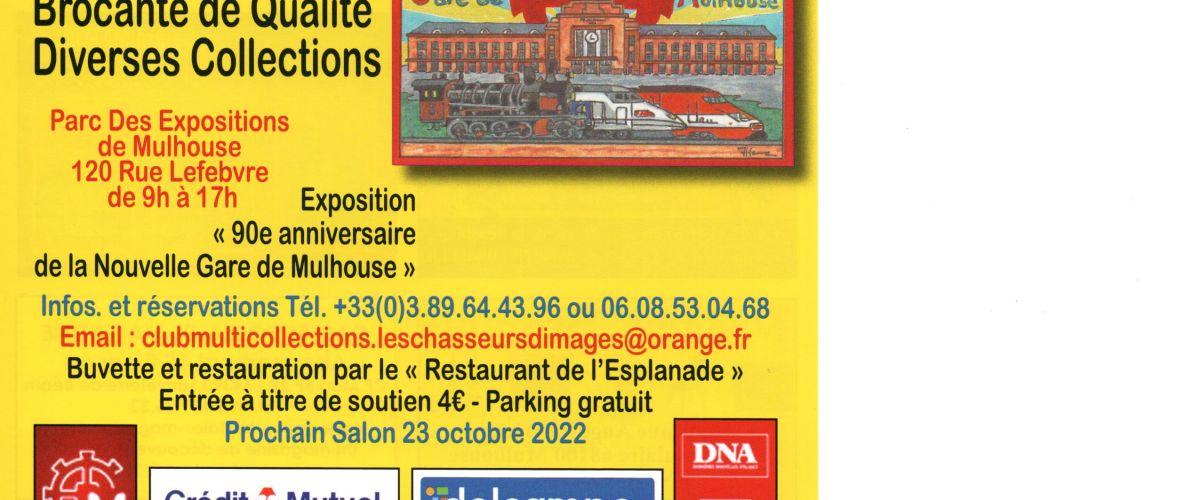 117 ème salon des collectionneurs et des passionnés
